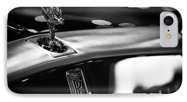 Rolls Royce IPhone Case by Sebastian Musial