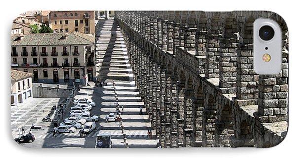Roman Aqueduct II IPhone Case by Farol Tomson
