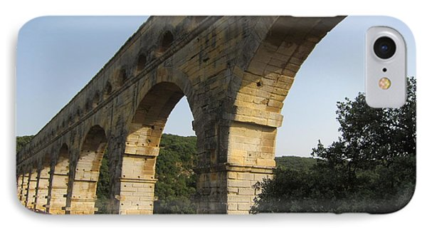 Roman Aqueduct Phone Case by Pema Hou