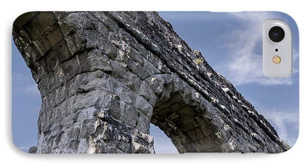 Roman Aqueducts II Phone Case by Joan Carroll