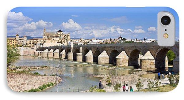 Roman Bridge In Cordoba Phone Case by Artur Bogacki