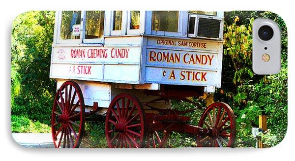 Roman Candy Phone Case by Scott Pellegrin