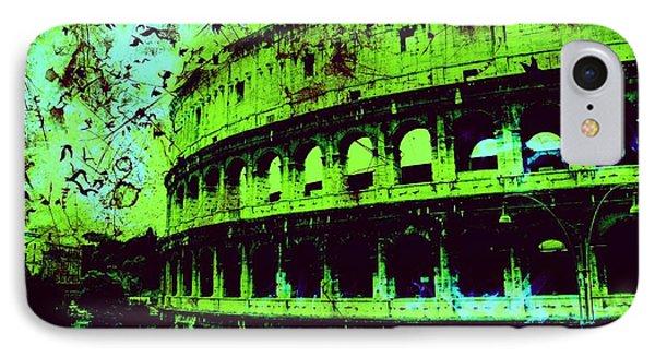 Roman Colosseum IPhone Case