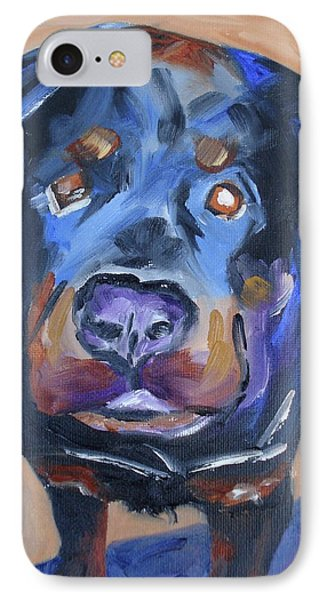 IPhone Case featuring the painting Roman by Donna Tuten