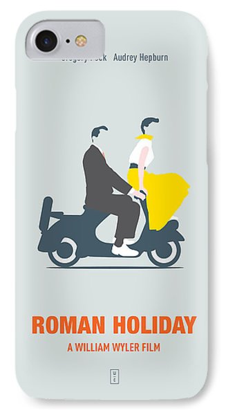 Roman Holiday IPhone 7 Case by Smile In The  Mind