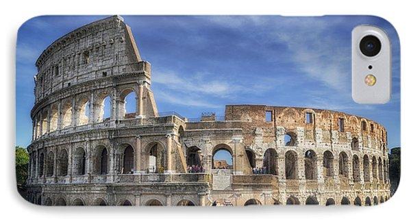 Roman Icon Phone Case by Joan Carroll