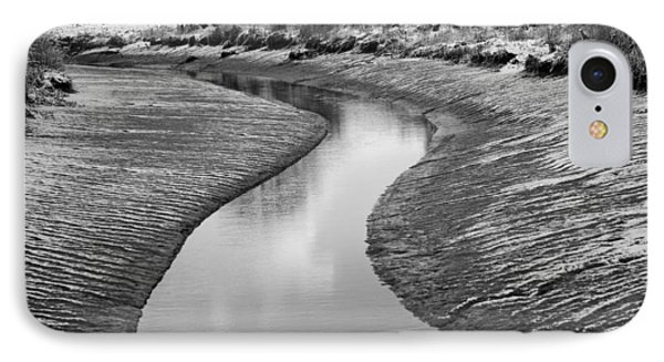 IPhone Case featuring the digital art Roman River Bend by David Davies