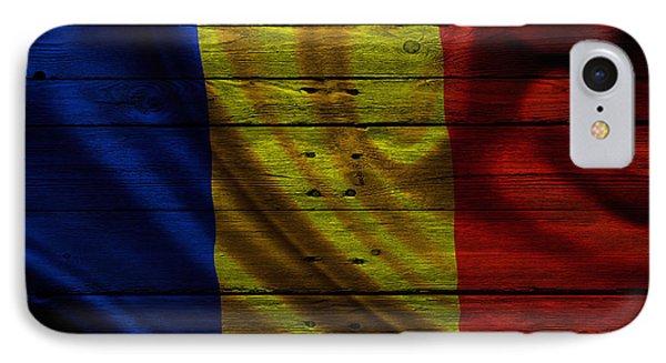 Romania IPhone Case by Joe Hamilton
