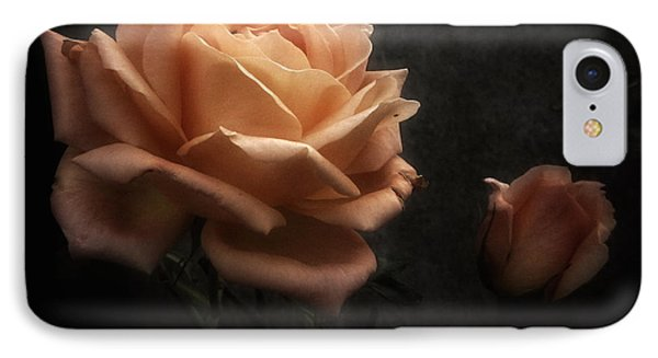 Romantic November Rose IPhone Case by Richard Cummings