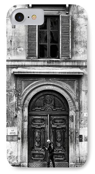 Rome Phone Case by John Rizzuto