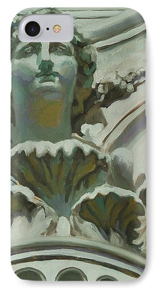 Rome Statue Phone Case by Khairzul MG