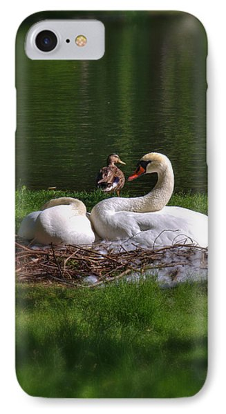 Romeo And Juliet In Boston IPhone Case