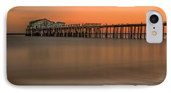 Romeo's Pier IPhone Case by Linda Villers