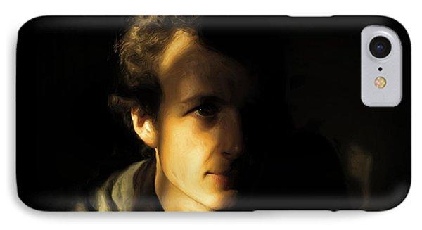Ron Harpham IPhone Case by Ron Harpham