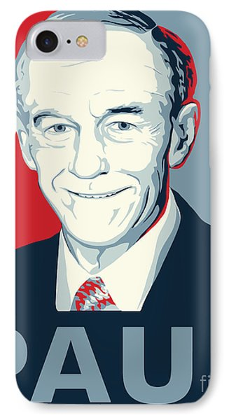 Ron Paul IPhone Case