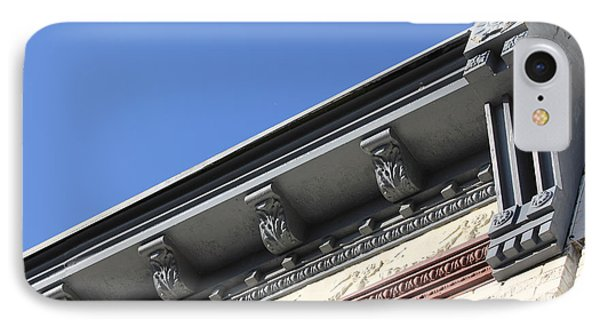 Roof Detail IPhone Case