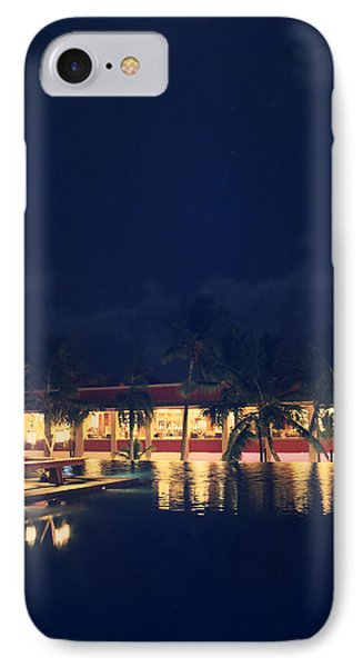 Rooftop Serenity IPhone Case