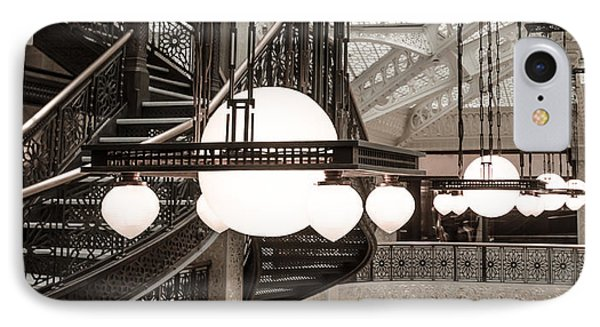 Rookery Building Lights IPhone Case