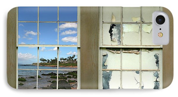 Room With Two Views IPhone Case