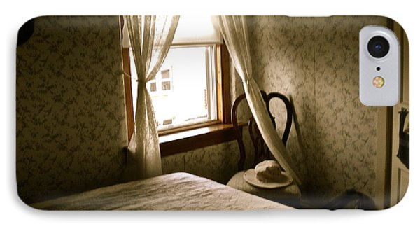 IPhone Case featuring the photograph Room301 Irish Inn by Joan Reese