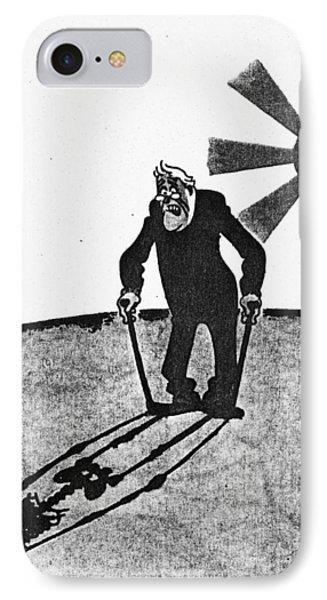 Roosevelt Cartoon, 1941 Phone Case by Granger
