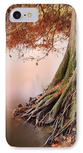Roots IPhone Case by Alfio Finocchiaro
