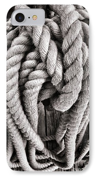 Rope Phone Case by Olivier Le Queinec