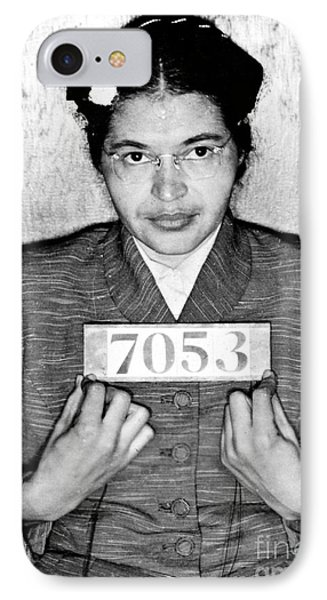 Rosa Parks IPhone Case