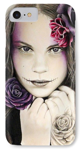 Rosaline IPhone Case by Sheena Pike