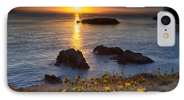 Rosario Head Sunset IPhone Case by Mark Kiver