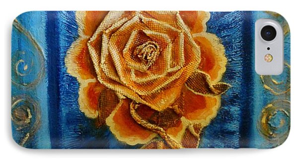 Rose 1 Phone Case by Suzanne Thomas