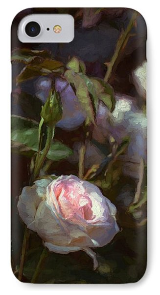 Rose 122 Phone Case by Pamela Cooper