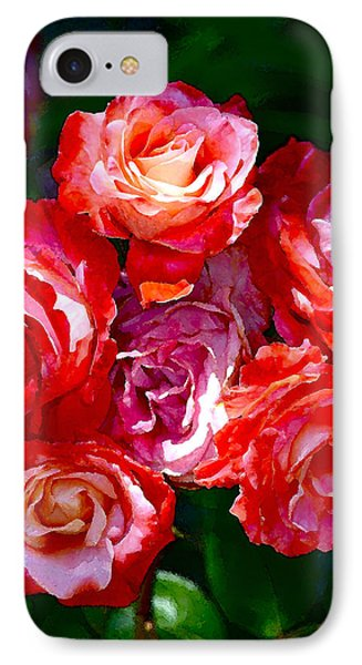 Rose 124 Phone Case by Pamela Cooper
