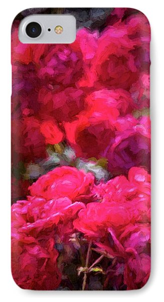 Rose 134 Phone Case by Pamela Cooper