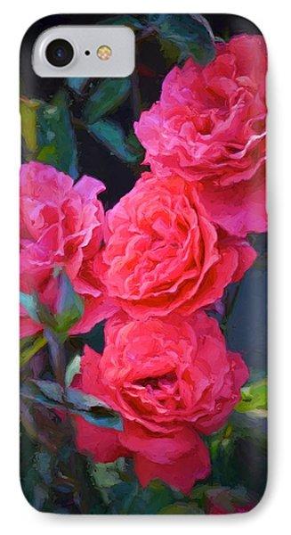 Rose 138 Phone Case by Pamela Cooper