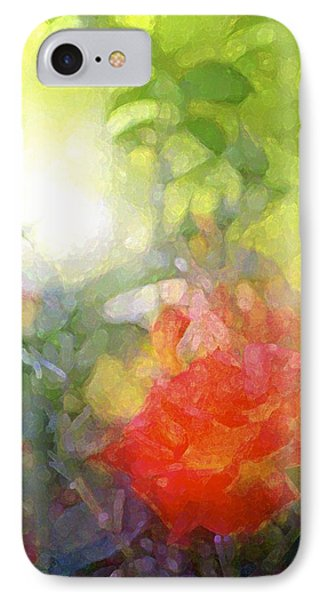 Rose 190 Phone Case by Pamela Cooper