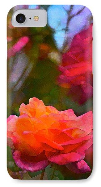 Rose 191 Phone Case by Pamela Cooper