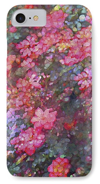 Rose 199 Phone Case by Pamela Cooper