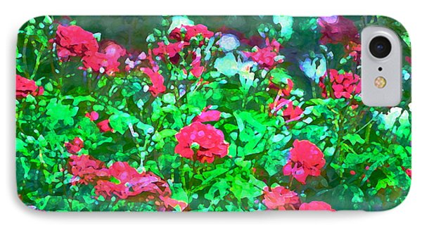 Rose 201 Phone Case by Pamela Cooper