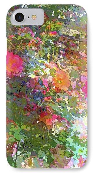 Rose 207 Phone Case by Pamela Cooper