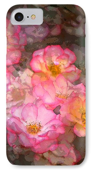 Rose 210 Phone Case by Pamela Cooper