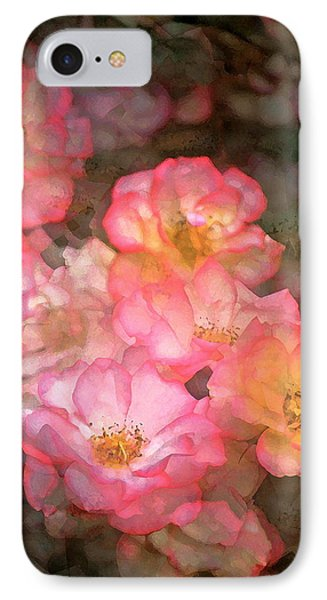 Rose 212 Phone Case by Pamela Cooper