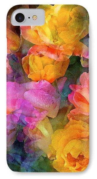 Rose 224 IPhone Case by Pamela Cooper