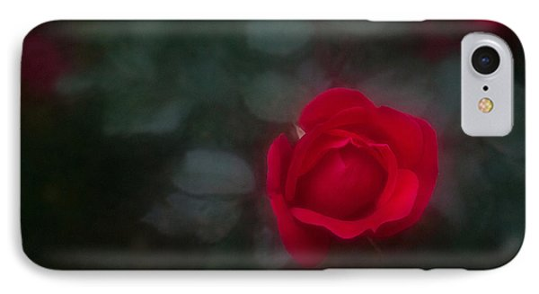 Rose 4 IPhone Case by Travis Burgess