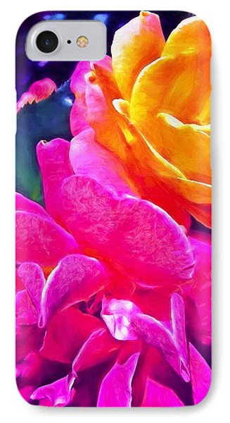 Rose 49 Phone Case by Pamela Cooper
