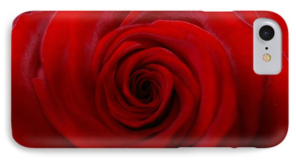 Rose 5 Phone Case by Kennith Mccoy