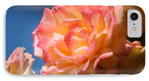 Rose Ablaze IPhone Case