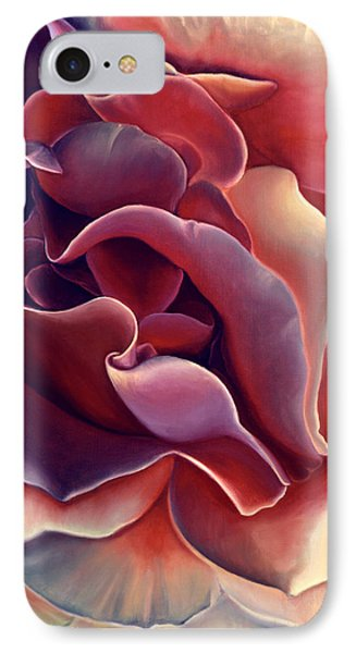 Rose Phone Case by Anni Adkins