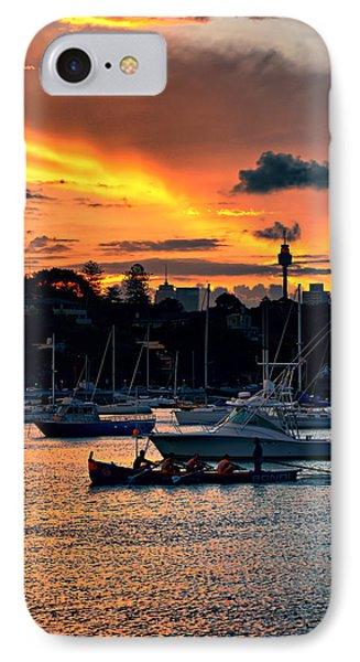 Rose Bay Marina Phone Case by Andrei SKY