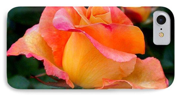 Rose Beauty Phone Case by Rona Black